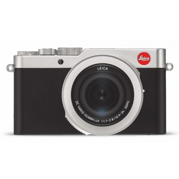 Leica D-Lux 7, schwarz/silber Digitalkamera