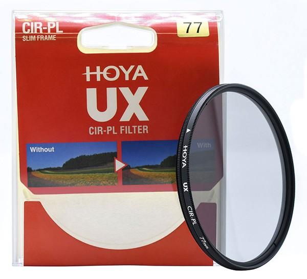 Hoya Cirkular UX Pol 77mm