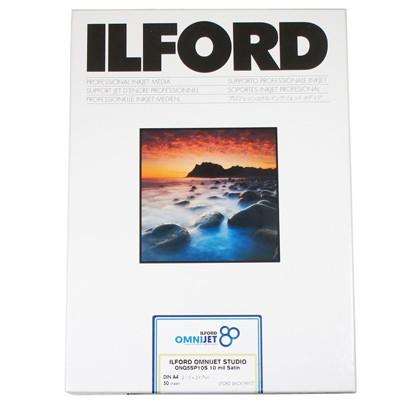 Ilford Omnijet Studio 250g., satin 100Bl. DIN A4