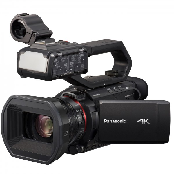 Panasonic HC-X2000 4K Profi Camcorder