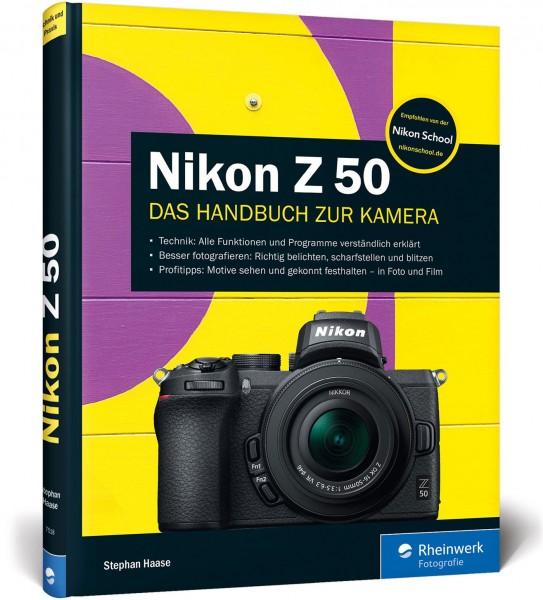 Buch: Nikon Z50 Das Handbuch zur Kamera