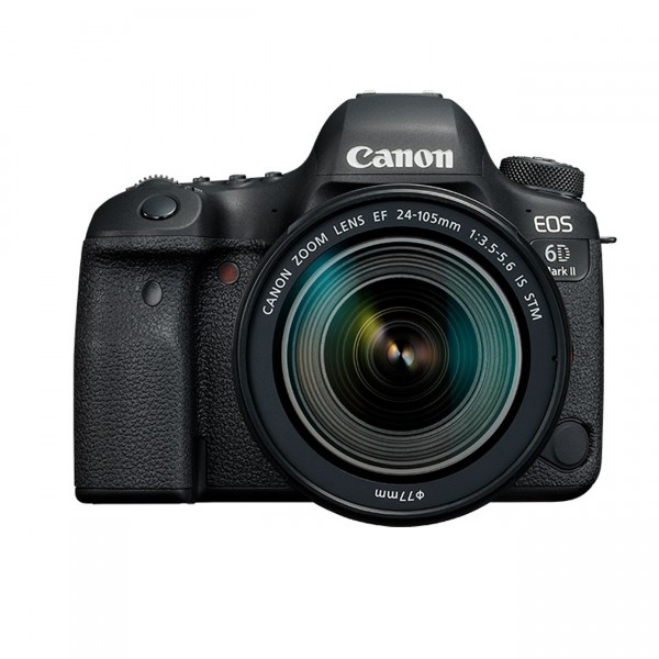 Canon EOS 6D Mark II Set + EF 24-105 IS STM