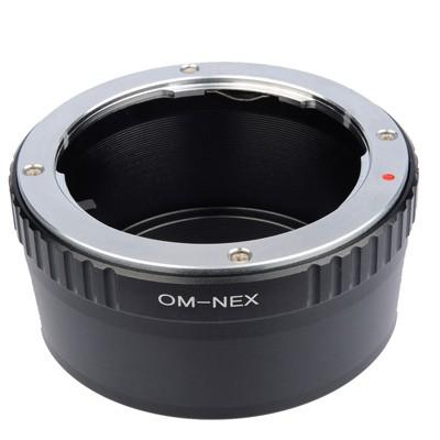 B.I.G. Objektivadapter OM an Sony E