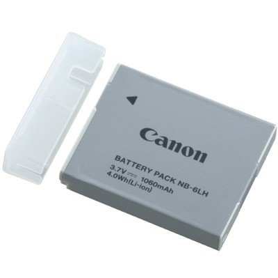 Canon Ersatzakku NB-6LH, 1000mAh