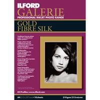 Ilford Galerie Gold Fibre Silk 310g. DIN A4, 25 Bl