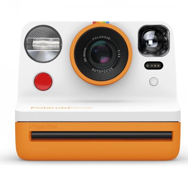 Polaroid NOW, Sofortbildkamera orange