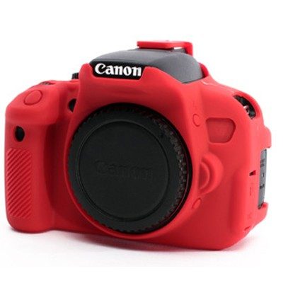 easyCover für Canon EOS 100D, rot