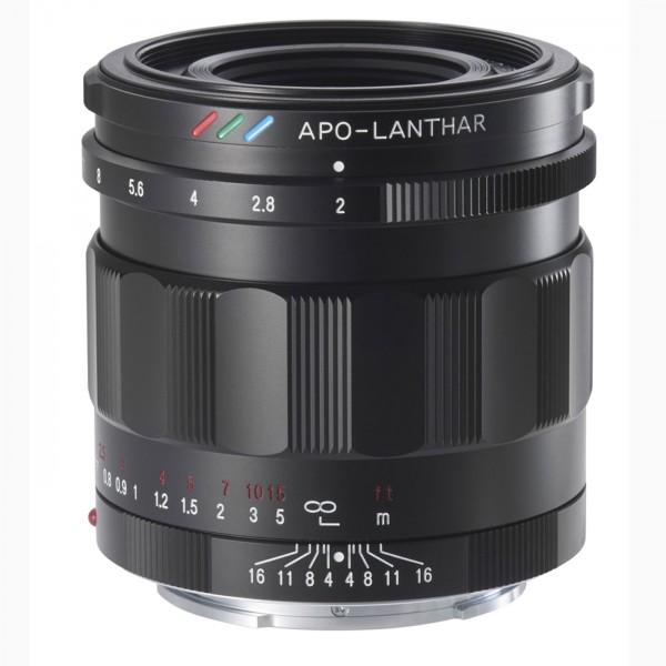 Voigtländer APO-Lanthar 2/50mm für Sony E-Mount