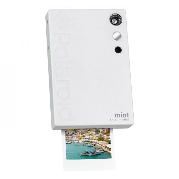 Polaroid Mint Shoot + Print, weiß