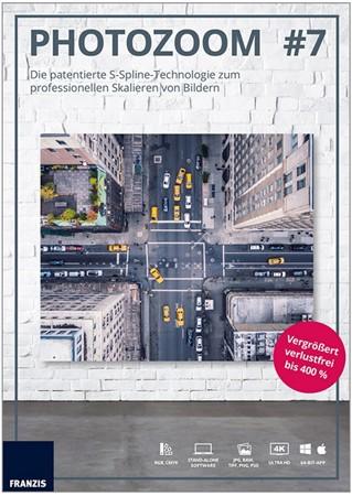 Franzis PhotoZoom standard #7 Software