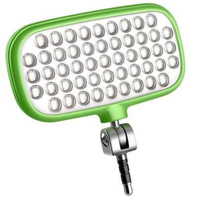Metz Mecalight LED-72 Smart, grün