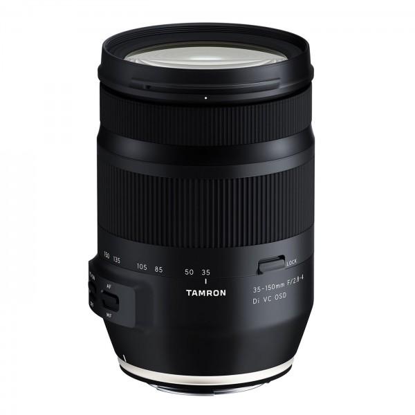 Tamron 2,8-4/35-150mm Di VC OSD für Canon