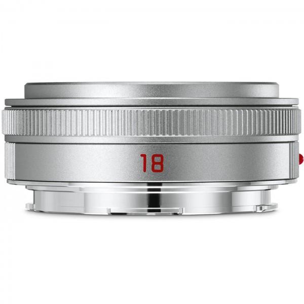 Leica Elmarit-TL 1:2,8/18 asph., silber