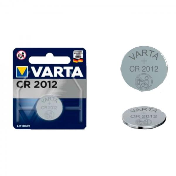 Varta Lithium Batterie CR 2012 3V
