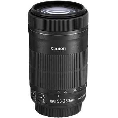 Canon EF-S 4,0-5,6/55-250mm IS STM