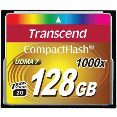 Transcend Ultimate CF 1000x 128GB