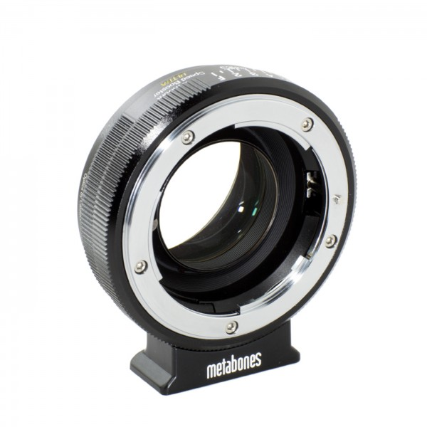 Metabones Speed Booster ULTRA Nikon G an Sony E