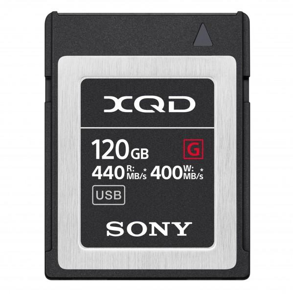 Sony XQD-Karte G-Serie 120 GB