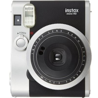 Fuji Instax Mini 90 Neo Classic, schwarz