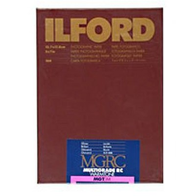 Ilford MG RC Warmtone 10 Bl. 40x50 seidenmatt