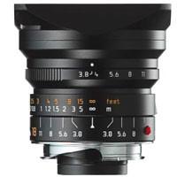Leica Super Elmar-M 3,8/18 asph., schwarz