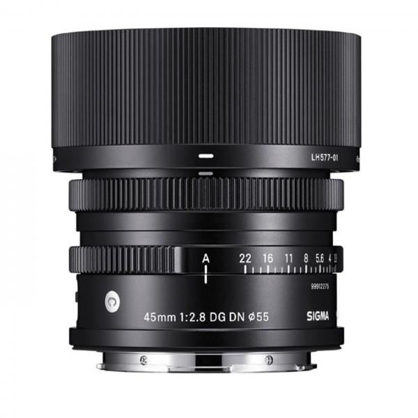 """Sigma 2,8/45mm DG DN """"C"""" für Sony E"""