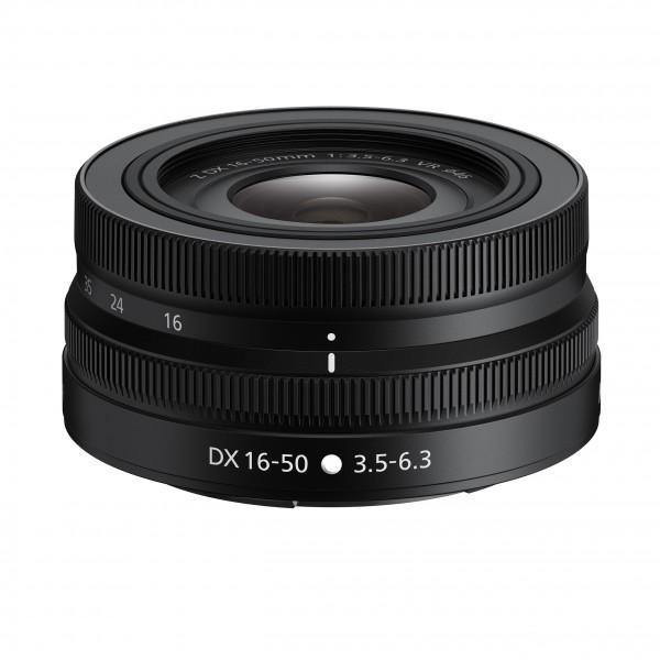 Nikon NIKKOR Z DX 3,5-6,3/16–50 mm VR