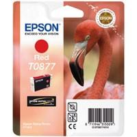 Epson Tinte T0877 rot für R1900