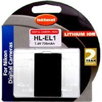 Hähnel Akku HL-EL1 Typ Nikon EN-EL1