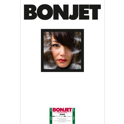 BONJET Atelier Gloss DIN A3+, 30 Bl. 300g