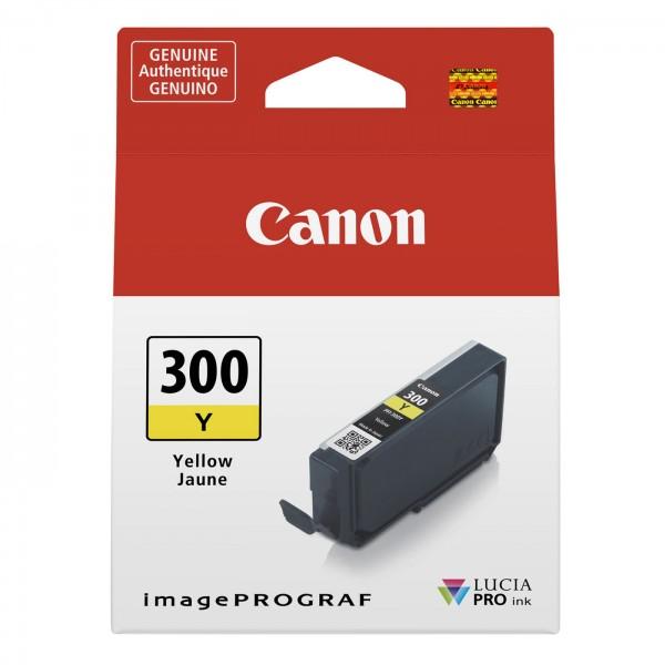 Canon Tinte PFI-300 Y gelb