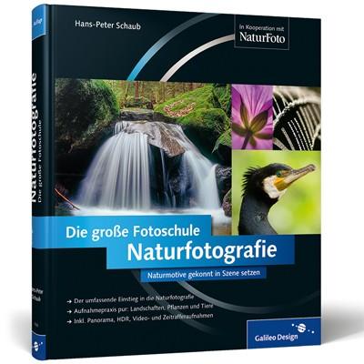 Buch: Naturfotografie - Die große Fotoschule