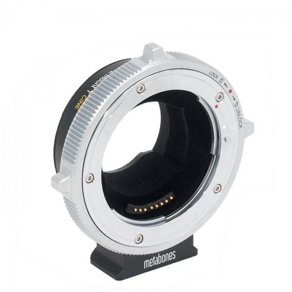 Metabones Canon EF an E T CINE (Black Matt) Adap.