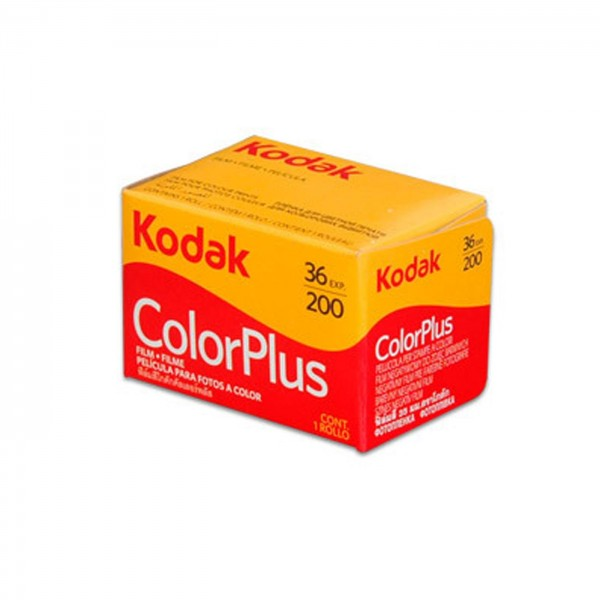 Kodak ColorPlus 200 Farbfilm 135/36