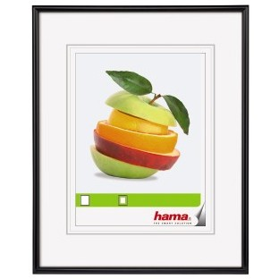 "Hama Kunststoff-Rahmen ""Sevilla"" 13x18cm, schwarz"