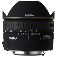 Sigma EX 2,8/15 DG Fisheye Objektiv für Sigma AF