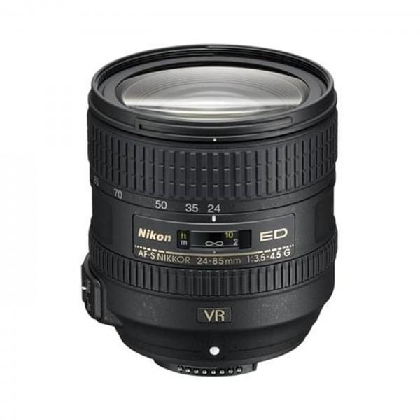 Nikon AF-S NIKKOR 3,5-4,5/24-85mm G ED VR
