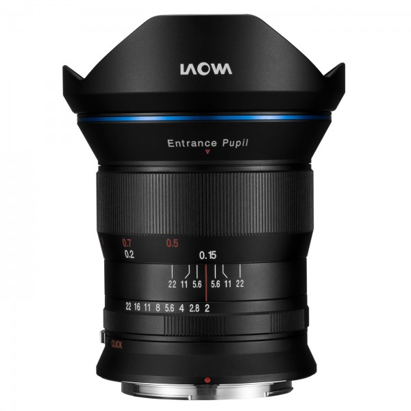 LAOWA 15mm f/2.0 Zero-D für Nikon Z