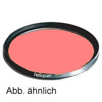 Heliopan  Filter Rot hell  62mm
