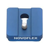 "Novoflex Q-Platte PL1 42mm mit 1/4"", quadratisch"