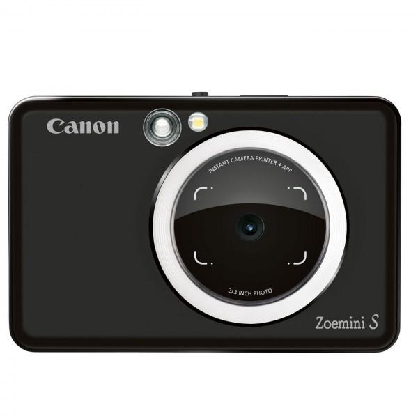 Canon Zoemini S, schwarz 2-in-1 Sofortbild-Kamera