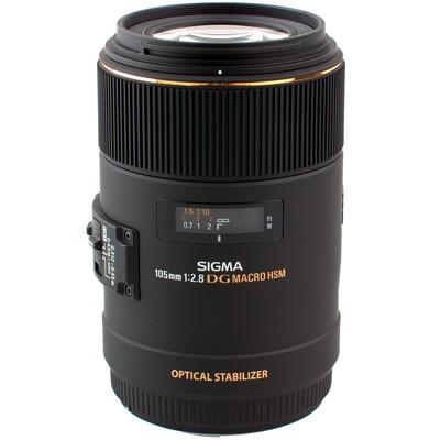 Sigma EX 2,8/105 Makro DG OS HSM für Sigma AF