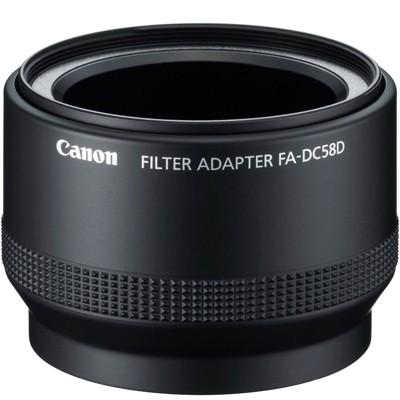 Canon Filteradapter FA-DC58D