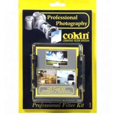 Cokin Gradual ND Kit mit Filterhalter P-System