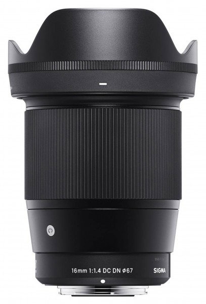Sigma 1,4/16mm DC DN [C] für Sony E-Mount