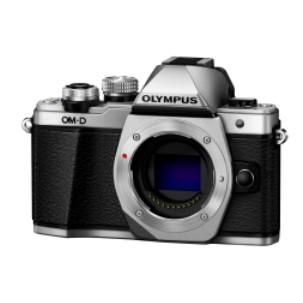 Olympus OM-D E-M10 Mark II Gehäuse, silber
