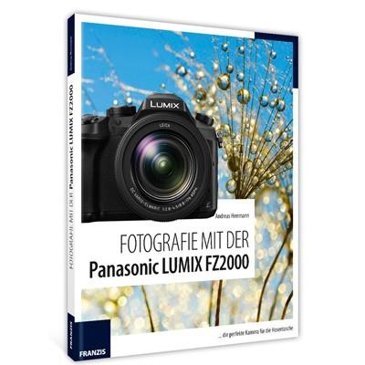 Buch: Fotografie mit der Panasonic LUMIX FZ2000