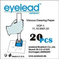 eyelead Ersatz Viscose Abtupfer-Papier