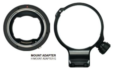 Fuji H-Mount Adapter G