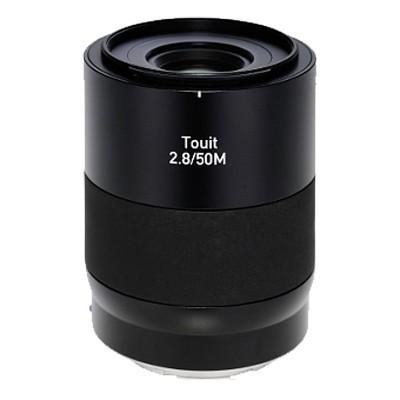 Zeiss Touit 2,8/50mm für Sony E-Mount, schwarz